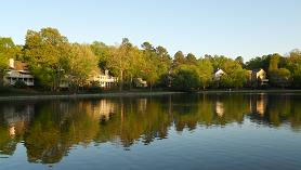 Lochmere Cary NC Lake Homes