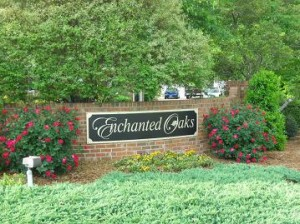 enchanted oaks homes for sale raleigh
