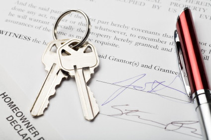 When Should a Home Seller Give Buyer the Keys?