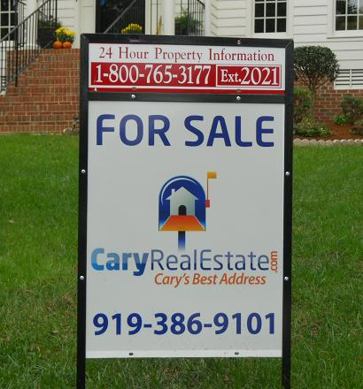 Cary Real Estate Reports: Homes For Sale in Cary by Zip Code