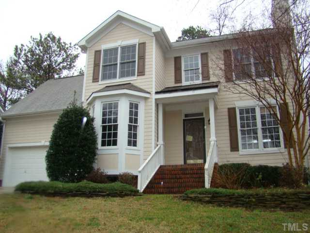 202 Cove Creek Drive Home For Sale in Cary NC Park Village
