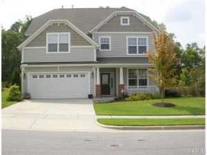 819 Wellbrook Station Road Home For Sale Cary NC 27519 Weldon Ridge