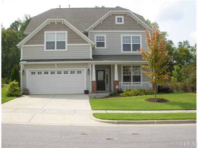 819 Wellbrook Station Road Home For Sale in Cary, NC 27519 Weldon Ridge