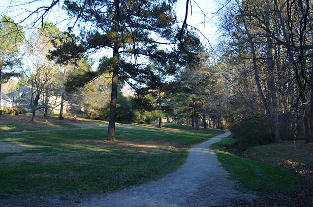 kildaire farm cary walking trail caryrealestate.com