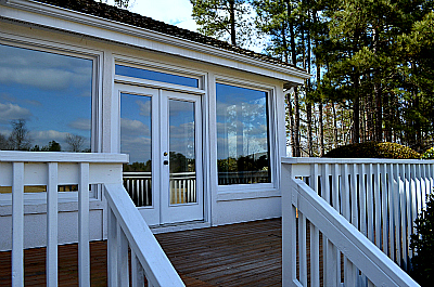 748 Crabtree Crossing Preston For Sale (sunroom deck)