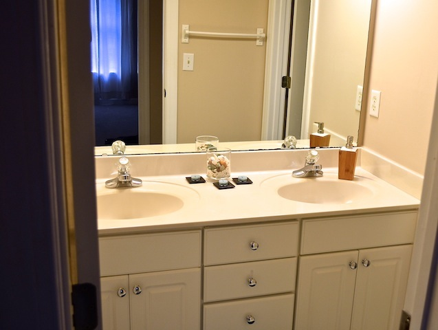100 Delafield Cary Home 2nd floor bath