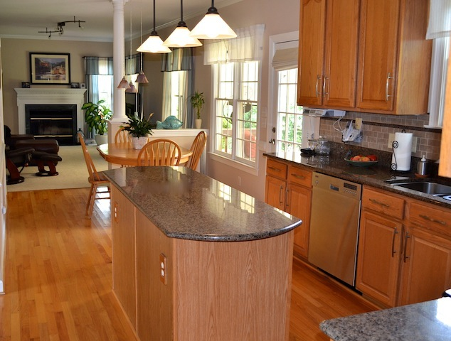 100 Delafield Cary Home kitchen