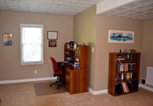 109 Dalmeny basement study