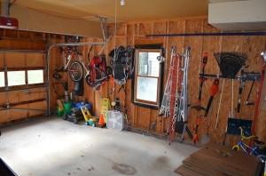 109 Dalmeny garage