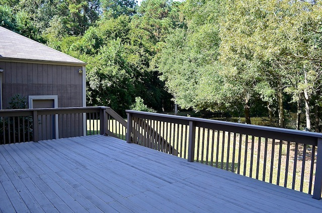 5401 Lafayette Home For Sale Fuquay deck