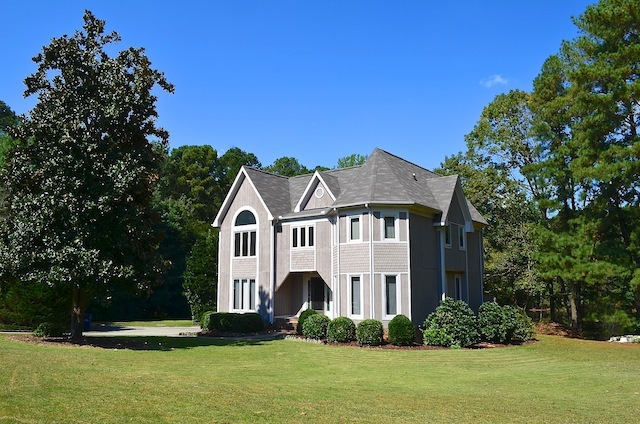 5401 Lafayette Home For Sale Fuquay front