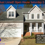 1408 Big Leaf Just Listed Open House Image