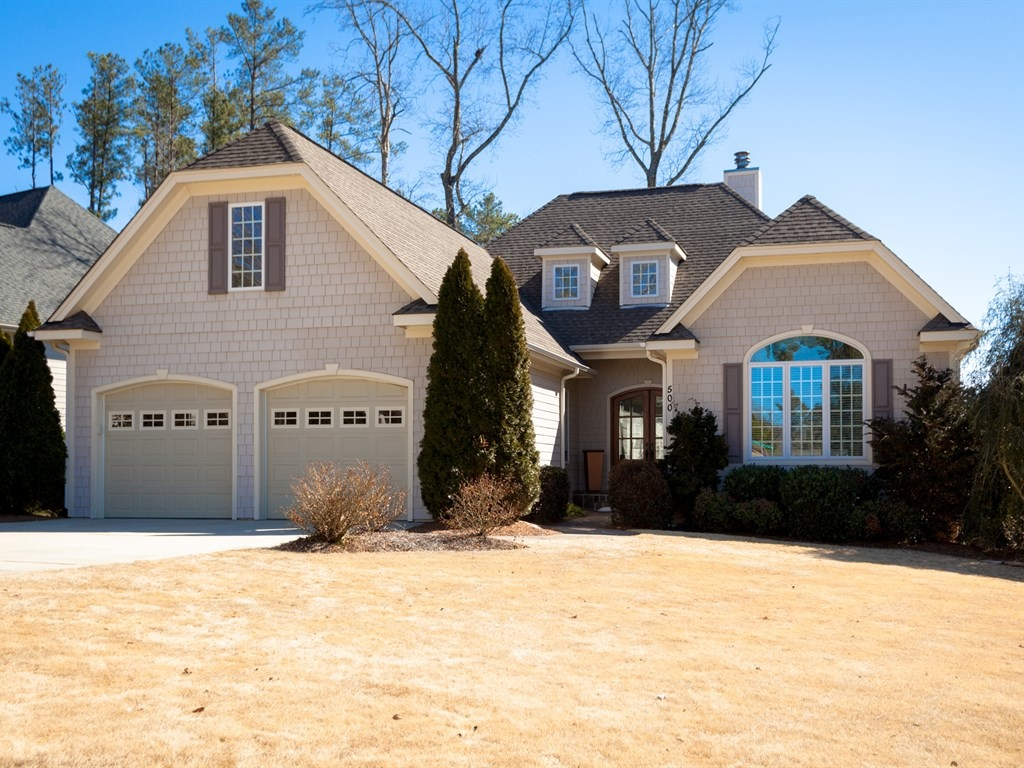 001_Custom Home in Holly Springs