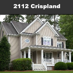 2112 Crispland Court Home For Sale in Fuquay NC