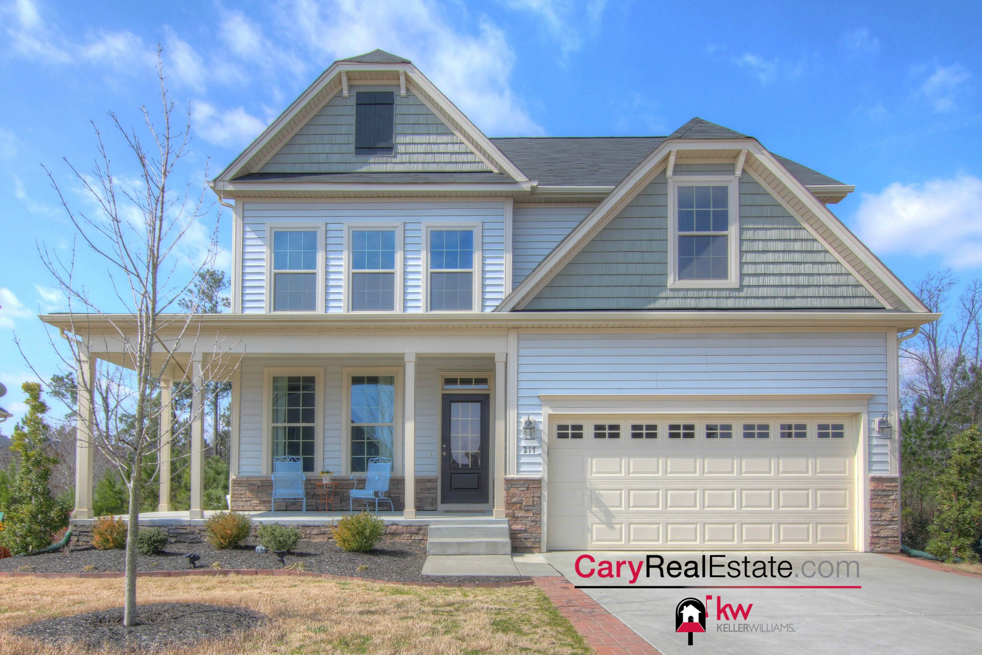 217 Begonia Trail Holly Springs NC 27540