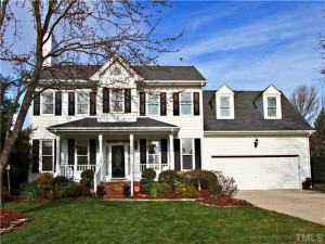 104 Lippershey Court Home For Sale Cary NC in Preston